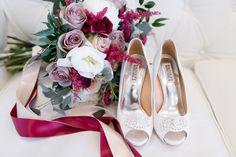 Temecula Wine Country Wedding @ Villa De Amore- #weddingheels  Badgely Mischka