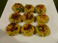 Enjoy Indian Food: Quinoa Patties (a la sabudana vada)