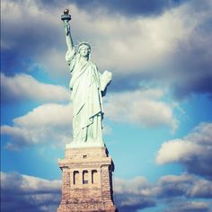 Liberty Statue at New York