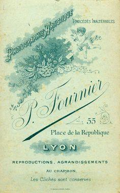 FOURNIER P. - Lyon (ebay)