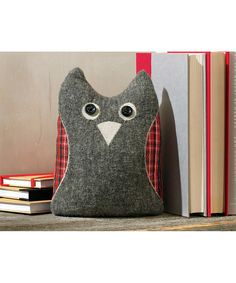 Owl Doorstop/Bookend