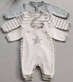We love these sweater onesies from Zara!