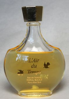 Vintage Women's Nina Ricci L'Air du Temps Eau by FragranceWindow