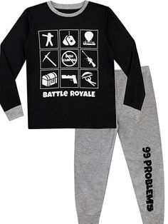 06472ccad Fortnite PJs, perfect for your young player! Trendy Home, Toys For Boys,