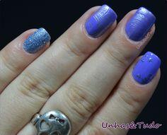 Porque azul é a cor do dia!!! 02 de Abril - Dia Mundial da Conscientização do Autismo