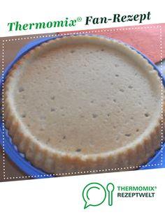 Biskuit-Obstkuchenboden von sauseblitz123. Ein Thermomix ® Rezept aus der Kategorie Backen süß auf www.rezeptwelt.de, der Thermomix ® Community.