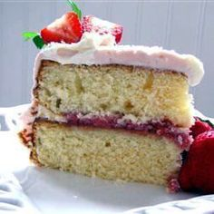 Quick And Healthy white cake recipe with hot water special-diet