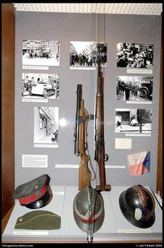 Prague uprising Prague Czech, Armed Forces, Czech Republic, World War Ii, Troops, Ww2, Collaboration, Guns, Military