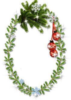 "Photo from album ""Вырезы новогодние"" on Yandex. Holiday Photo Frames, Christmas Frames, Christmas Photos, Christmas Projects, Paper Decorations, Christmas Tree Decorations, Christmas Wreaths, Christmas Clipart, Christmas Printables"