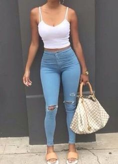@HimeHdGlamour  . . . . . . . .  . .#summer #outfits  #summer #fashion #casual #slay  #baddies  #sexy