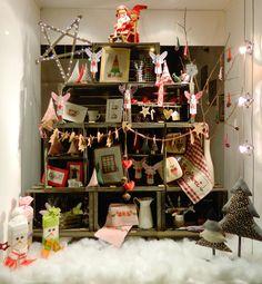Christmas 2012 shop window #christmas #love