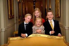 King Philippe Pictures TUMBLR: Belgium Royal family: Princess Elisabeth, Duchess of Brabant, Prince Emmanuel, Prince Gabriel and Princess Eleonore.