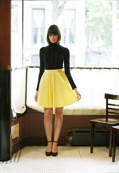 Lesley Circle Skirt on BurdaStyle. http://www.burdastyle.com/projects/make-the-lesley-circle-skirt