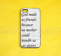 Best Friend Quote Iphone 5 Case - For Iphone iPhone 5 cover: Cell Phones & Accessories Iphone 4s Covers, Iphone Cases Cute, Cool Cases, Iphone 5c, Best Friend Cases, Friends Phone Case, Bff Quotes, Best Friend Quotes, Qoutes