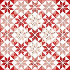 FREE Christmas quilt pattern using Makower's Christmas 2016 Scandi The latest Scandi collection from Henley Studio. Traditional Nordic designs with coordinating Scandi basics, with a Linen Texture back ground. Quilt Block Patterns, Quilt Blocks, Pdf Patterns, Free Pattern, Quilting Projects, Quilting Designs, Scandinavian Quilts, Christmas Quilt Patterns, Christmas Quilting