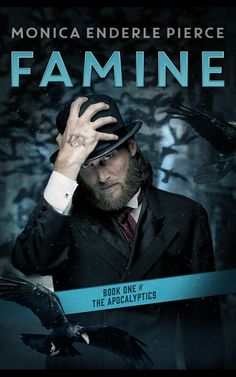 """Paper Bindings - Review - Title: Famine (Book one of the Apocalyptics)  Author: Monica Enderle Pierce  Source: Author Stars: 4 """"Famine follows the story of Bartholomew, a once mortal man who finds himself caught in a centuries old battle. For some, the lines between good and evil are blurred, and for others, there is only selfish desire."""""""