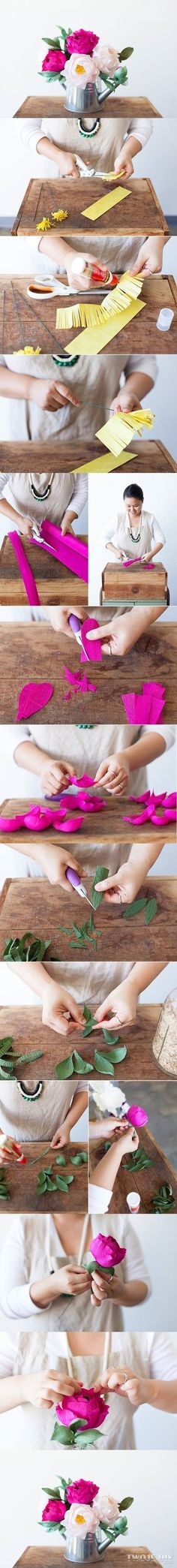 Deco mesa //květiny