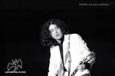 MAGE MUSIC: On This Day 28 October 1972 Jimmy Page/Led Zeppelin at Montreux (Gilles Chateau photo)