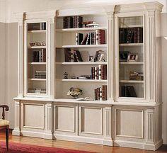 Книжный шкаф CEPPI STYLE 2601. Классический. Luxury 2012. Купить в Минске