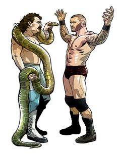 Jack the snake Roberts vs Randy Orton Wrestling Posters, Wrestling Wwe, Sport Motivation, Wwe Raw And Smackdown, Eddie Guerrero, Wrestling Superstars, Wwe Wallpapers, Big Show, Lucha Libre