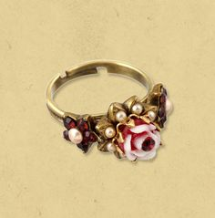 Michael Negrin ring - another wonderful designer from Israel
