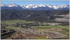 Ridgway Colorado, a place I've never been, but want to go so badly it hurts...