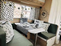 caravan renovation diy 215821007133181847 - Source by trentiniaudrey Caravan Renovation Diy, Diy Caravan, Caravan Decor, Caravan Makeover, Trailer Decor, Camper Caravan, Camper Life, Diy Camper, Happy Campers