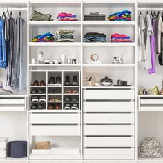 Organize Your Space, Declutter Your Mind and Tidy Up Door Storage, Storage Boxes, Storage Spaces, Konmari, Best Closet Systems, Standing Closet, Organizar Closet, Declutter Your Mind, Clutter Organization
