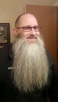 Bald With Beard, Awesome Beards, Bearded Men, Fictional Characters, Eyeglasses, Men Beard, Bald Head With Beard, Fantasy Characters, Beard Man