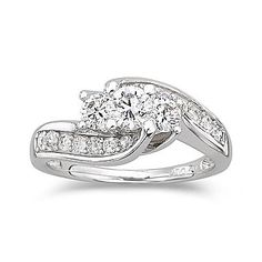 Wonderful T.W. Ring   Jcpenney | Bridal Wear/Jewelry | Pinterest | Diamond, Ring And  Clothing