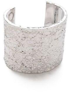 shopstyle.com: Marc by Marc Jacobs Paste & Prints Wide Foil Cuff