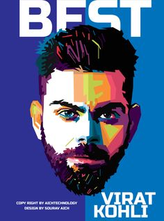 Virat Kohli wpap art on Behance Poster Color Painting, Black Art Painting, Cricket Poster, Indian Army Wallpapers, Cricket In India, Lionel Messi Wallpapers, Virat Kohli Wallpapers, Parrot Painting, Cricket Wallpapers