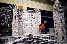 દુનિયાનું સૌથી મોટું Cards House
