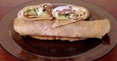 Karfiol tortilla Autoimmun Paleo, Lunch Recipes, Tacos, Mexican, Dinner, Breakfast, Healthy, Ethnic Recipes, Tortilla Recipe