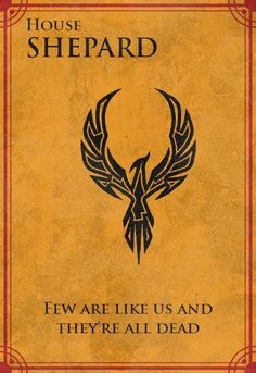 Hell yes. Mass effect , game of thrones mashup