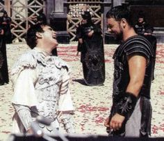 a movie analysis of gladiator directed by ridley scott Gladiator directed by ridley scott, gladiator is an epic tale of honor, love, loyalty and power if you could only see two movies a year make gladiator one of them it is full of action, adventure, drama, deceit and love.