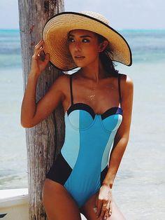 14d93c250e 18 Awesome swimwear images | Beach attire, Beach casual, Beach outfits