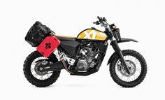 ELLASPEDE - 2014 Yamaha XT660R | 4h10