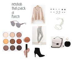 """""""Untitled #243"""" by savanna-626 ❤ liked on Polyvore featuring BHCosmetics"""