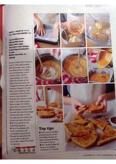 Cinder toffee cake recipe