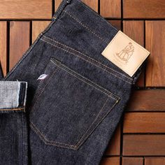 18oz. from Pure Blue japan #rawdenim #selvedge ⓀⒾⓃⒼⓈⓉⓊⒹⒾⓄⓌⓄⓇⓀⓈ