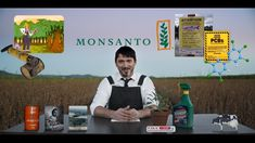 Why Are We Being Fed By A Poison Expert?... excellent vid, lots of info and connections..