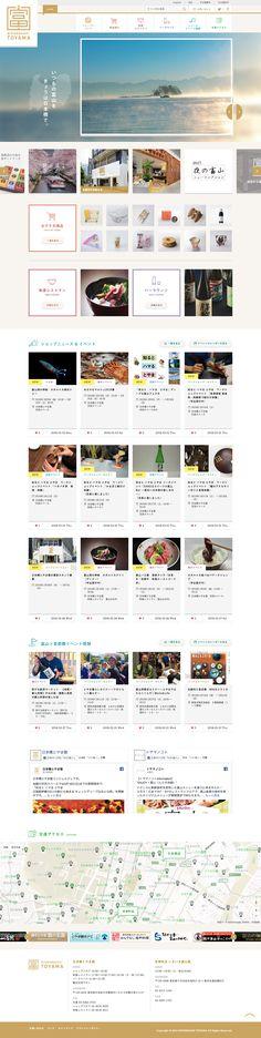 Web Design, Site Design, Graphic Design, Website Layout, Web Layout, Hida Takayama, Travel Cards, Ui Web, Interface Design