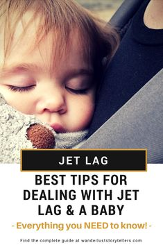 Load of helpful jet lag tips and tricks that will help you beat jet lag in your baby. Find out how to get over jet lag as quickly as you can. Click to see all the advice! ..................................................... Jet Lag Baby | Jet Lag Kids | Family Travel | Travel with Baby | International Vacation with baby | Baby travel tips | #familytravel #babytravel