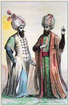 Ottoman Empire Costumes