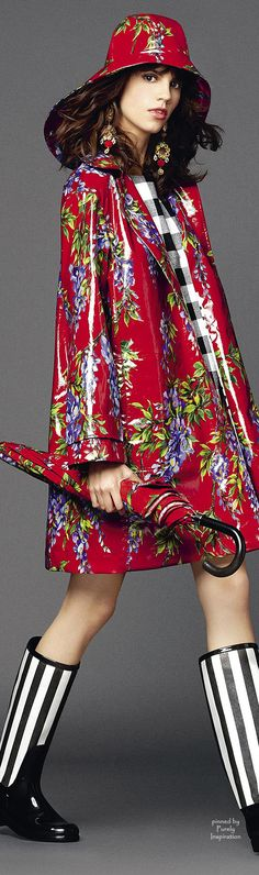 Dolce & Gabbana 2015 Women's Collection | Purely Inspiration