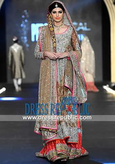 PFDC Loreal Paris Bridal Week is a platform for defining and presenting traditional and contemporary Pakistani Bridal fashion, hair and make-up trends.  http://www.dressrepublic.com/nomi-ansari/bridal-week/Nomi-Ansari-Bridal-Collection-At-PFDC-LOreal-Paris-Bridal-Week-2013-Now-available-on-Dressrepublic/4980/
