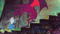 Ralph Bakshi's son discovers lost footage from 'Lord of the Rings' animated film