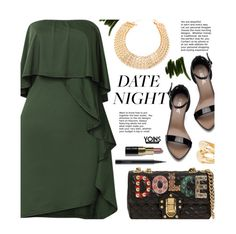 """Yoins Smokin' Hot: Summer Date Night"" by beebeely-look ❤ liked on Polyvore featuring Lancôme, Dolce&Gabbana, Bobbi Brown Cosmetics, MAC Cosmetics, DateNight, under100, yoinscollection, summerdatenight and showsomeshoulder"
