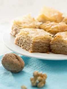 search - www. Greek Desserts, Greek Recipes, Greek Pastries, Sweetest Day, Cornbread, Deserts, Cake, Ethnic Recipes, Food